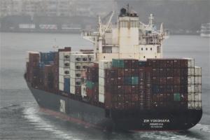 Photo of ZIM YOKOHAMA ship