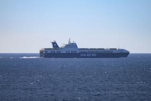 Photo of UN TRIESTE ship