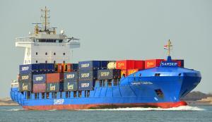 Photo of SAMSKIP COURIER ship