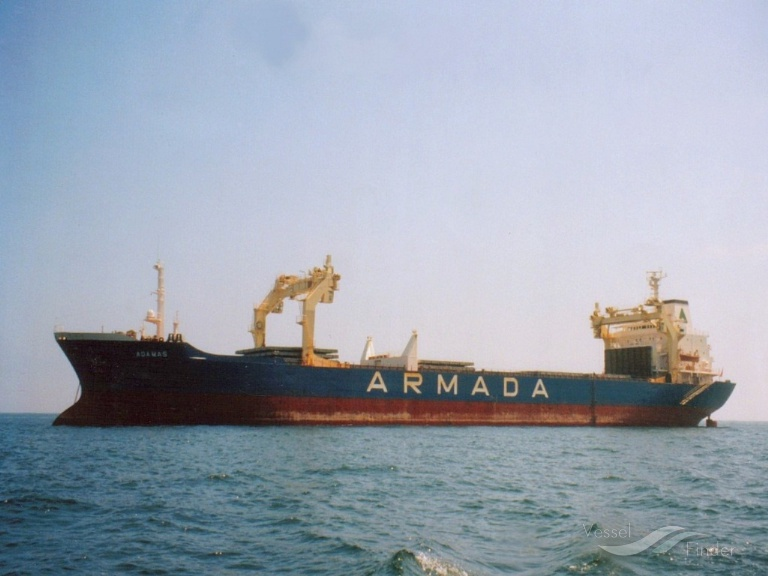 Photo of MV ADAMAS