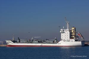 Photo of M\V AQUAMARINE ship
