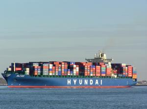 Photo of HYUNDAI JAKARTA ship