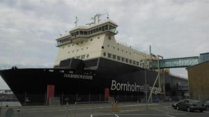 Photo of M/S HAMMERODDE ship