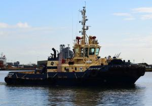 Photo of SVITZER MAITLAND ship