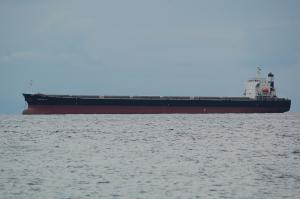 Photo of PANAMAX NOSTOS ship