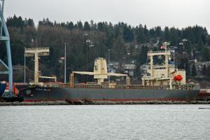 Photo of AQUA BLUE ship