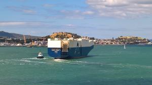 Photo of TRANS FUTURE 5 ship