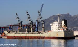 Photo of STARVIP ship
