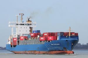 Photo of TROUPER ship