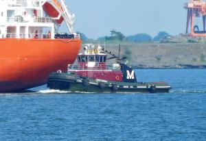 Photo of JAMES R MORAN ship