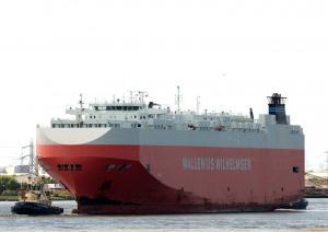 Photo of TARIFA ship
