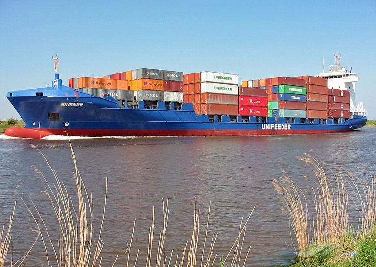 MEANDI (MMSI: 255805841) ; Place: Kiel_Canal/ Germany