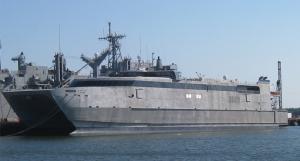 Photo of GUAM ship
