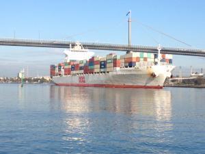 Photo of OOCL YOKOHAMA ship