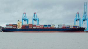 Photo of MAERSK SURABAYA ship