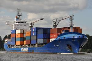 Photo of JSP LEVANTE ship
