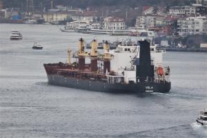Photo of MV VELA ship