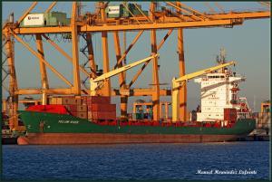 Photo of MAX CAVALIER ship