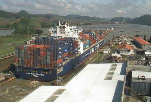 Photo of CMA CGM TARPON ship