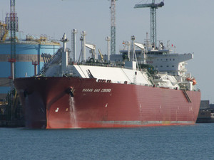 Photo of MARAN GAS CORONIS ship
