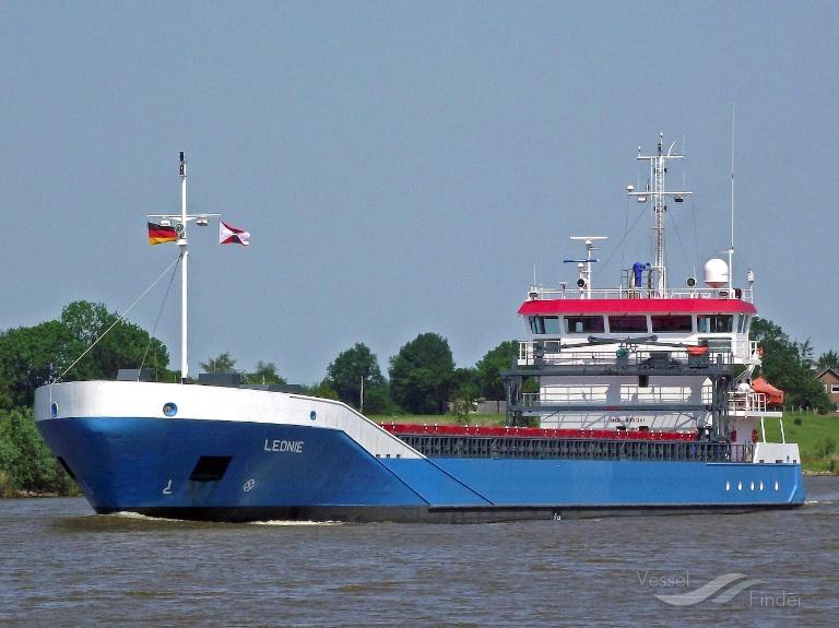 LEONIE (MMSI: 244772000) ; Place: Kiel_Canal/ Germany
