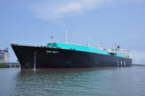 Photo of SERI BAKTI ship