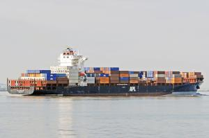 Photo of APL OAKLAND ship