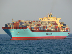 Photo of MAERSK TANJONG ship