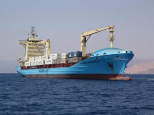 Photo of MAERSK REGENSBURG ship