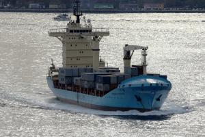 Photo of MAERSK ROUBAIX ship