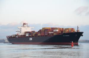 Photo of HAMBURG BAY ship