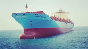 Photo of MAERSK HARTFORD ship