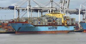 Photo of MAERSK KENSINGTON ship