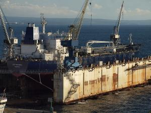 Photo of SCF PECHORA ship