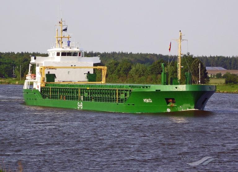 KEIT (MMSI: 248275000) ; Place: Kiel_Canal
