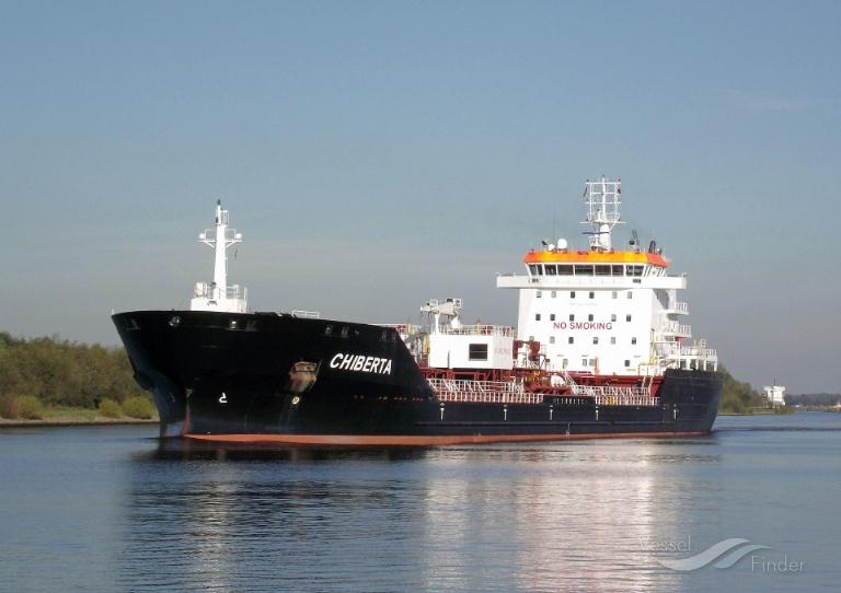 CHIBERTA (MMSI: 228330600) ; Place: Kiel_Canal/ Germany