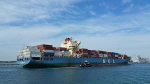 Photo of MOL EXPERIENCE ship