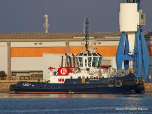 Photo of VB MUSCLE ship