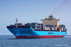 Photo of MAERSK TUKANG ship