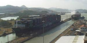 Photo of CMA CGM ALCAZAR ship