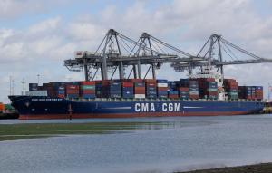 Photo of CMA CGM CHATEAU DIF ship