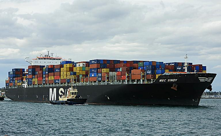 MSC SINDY photo
