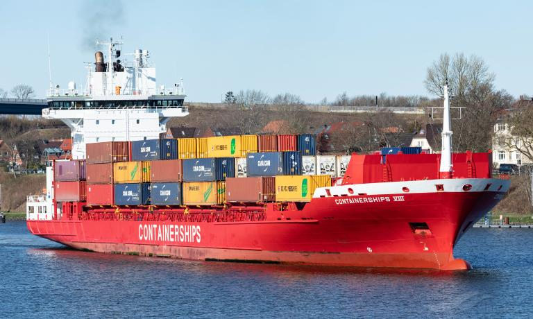 CONTAINERSHIPS VIII photo