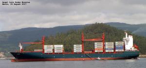Photo of JONA ship