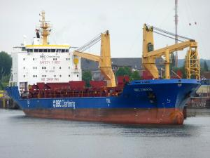 Photo of BBC ZARATE ship