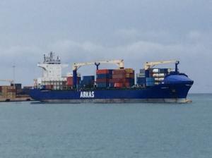 Photo of MARIO A ship