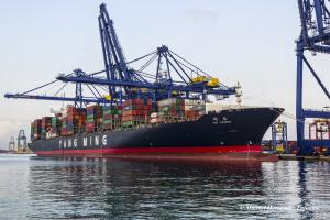 Ym Utopia Container Ship Details And Current Position