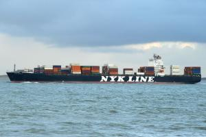 Photo of NYK NEBULA ship