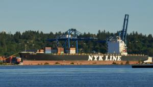 Photo of NYK DENEB ship