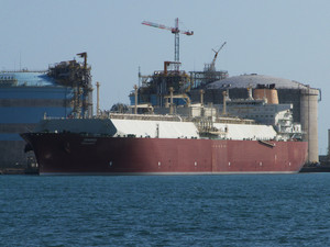 Photo of LNG/C TEMBEK ship